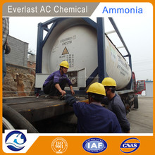 High Purity Liquid Ammonia Exported by China Manufacturer