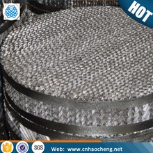 Corrosion resistance 60 mesh 100 mesh 304 stainless steel packing net / packing wire cloth