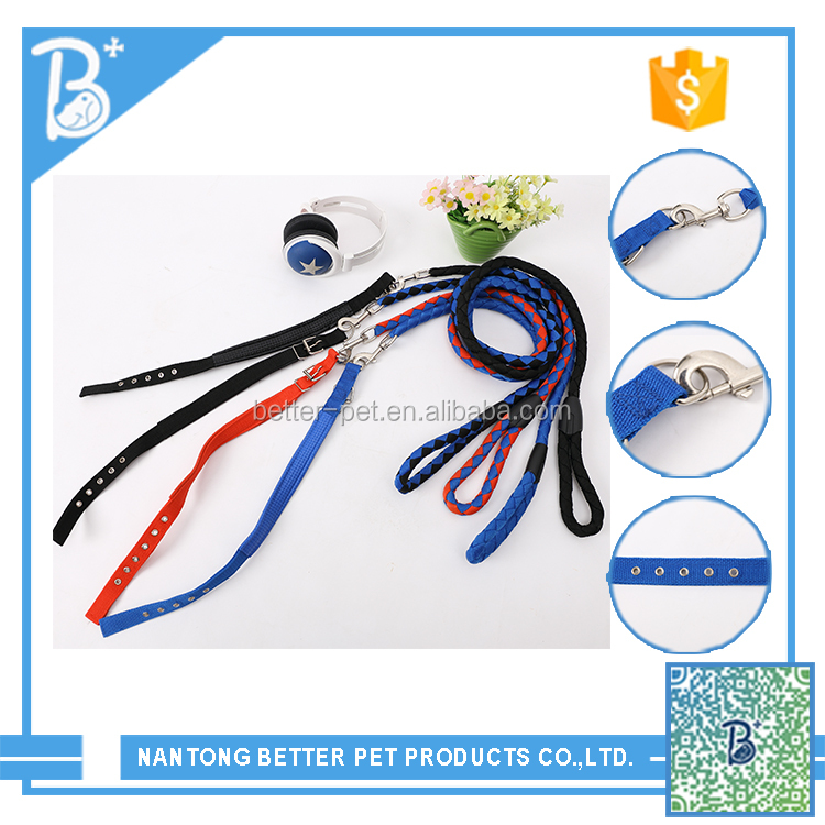 pet training collar dog leashes & collars with best quality and design