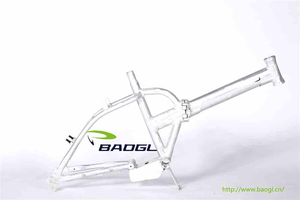 BAOGL bicycle frame for phoenix brand mudguard