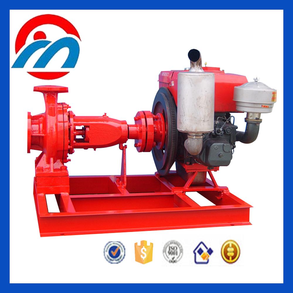 Self Priming Diesel Engine Driven Water Pump For
