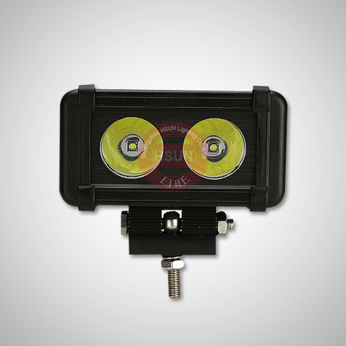 bar light flood beam pattern (45 degree), 20 degree spot beam option, cree led lamp bar