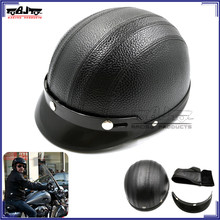 BJ-HMT-002 Motorcycle Half Helmet ABS Open Face Motor Helmet Racing Helmet Head Protecter