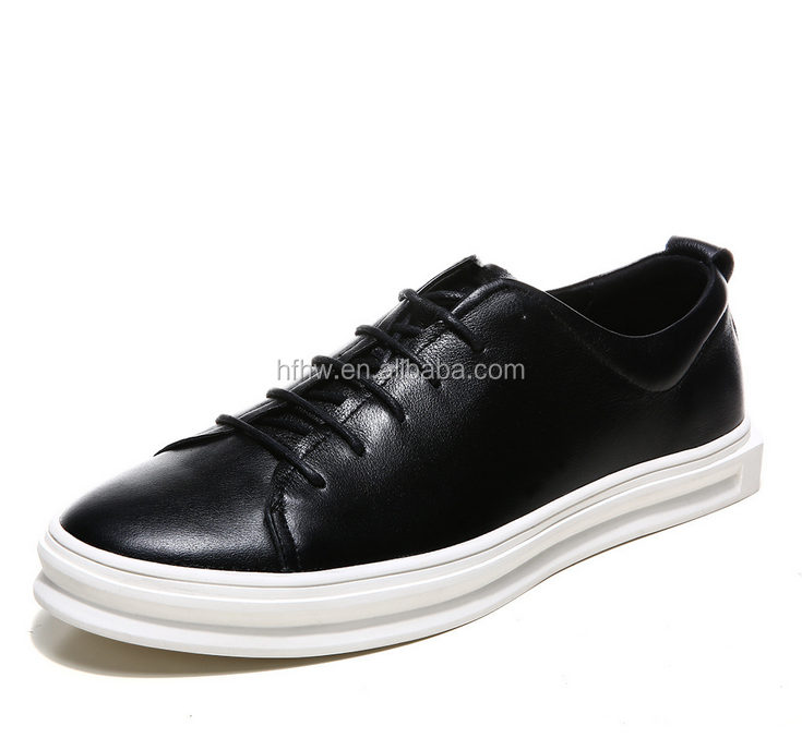 W11097G 2016 new style lofer shoes genunine leather men's shoes Korean British style fashionable pure color shoes