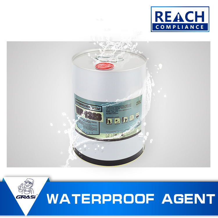 WP1323 Waterproof and unidirectional air permeable and durable nano silica based liquid coating