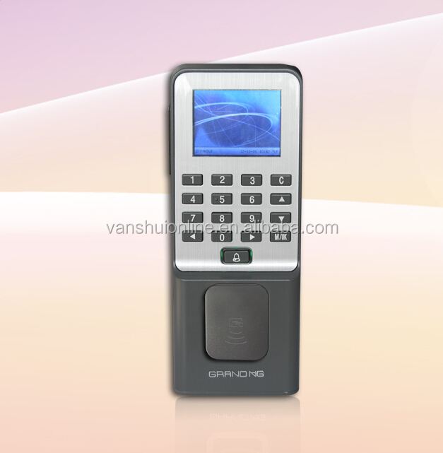 card time attendance access controller with slave card reader optional -S600