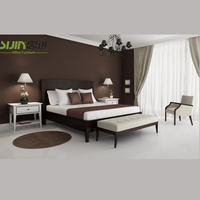 Modern hotel bedroom furniture set,5 star hotel furniture for hilton