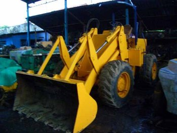 Wheel Loader Kobelco Lk300
