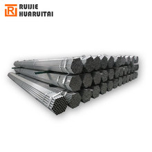 gi pipe class b specification pre galvanized pipe with thread & clamp gi round steel tube