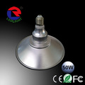CE ROHS approved high brightness 100lm/W 50w led low bay light