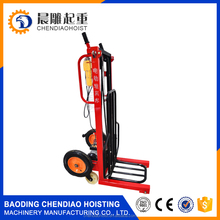 Fully automatic lift Electric Pallet Truck