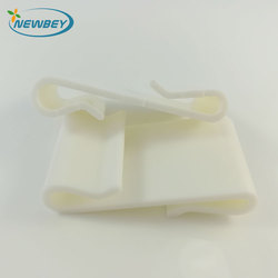 Supermarket Small Hanging Display Plastic Power Wing Clip