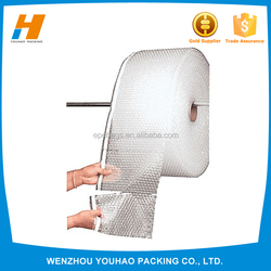 Protective Film Type and LDPE Material white perforated bubble roll wrap
