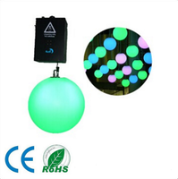 BALL led color lift ball for wedding ktv club disco stage light