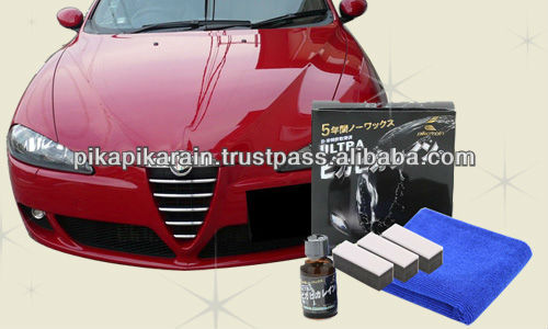 Car Sealants Wholesale | Unbeatable Shine and Protection - Ultra Pika Pika Rain Glass Coating