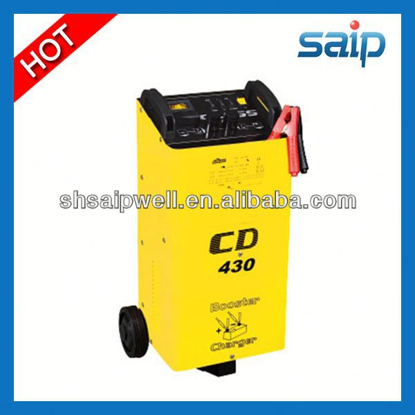 Super Quality Auto Jump CD-430 intelligent industrial automotive car battery charger
