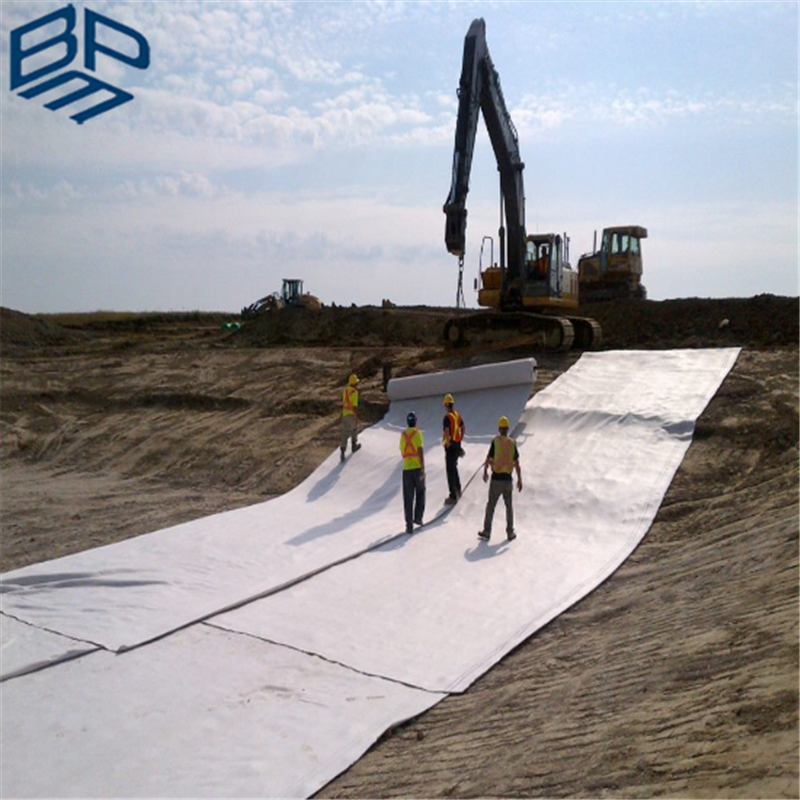 geosynthetic clay liner (GCL) for landfill