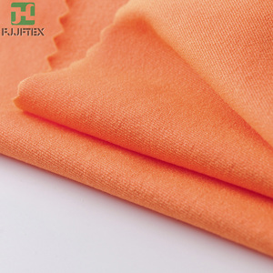 High quality 88% polyester 12%spandex winter pajamas thermal underwear stretch fabric