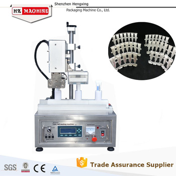 Ultrasonic Tube Sealer For 5 Tubes Strips