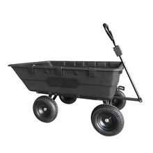 TC2007YR 200L water capacity heavy duty garden tool cart