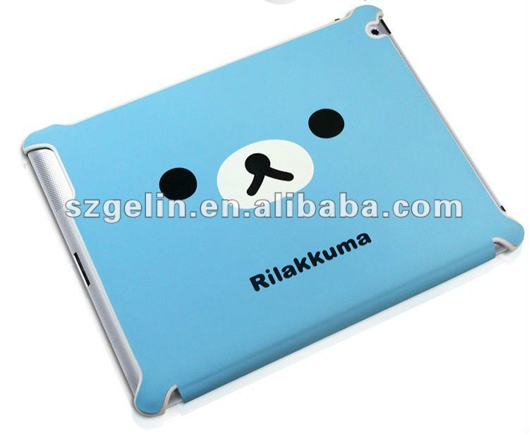 Cute cartoon design case for Ipad