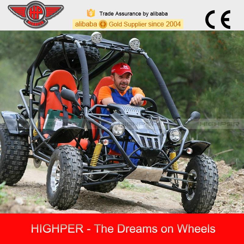 2015 150cc CVT Adult Dune Buggy with EEC, EPA