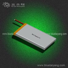 655482 340mAh lipo battery for electric car