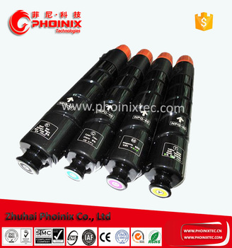 NPG45 Color Copier Toner For Canon NPG-45 Toner Cartridge, For Canon Color IR-ADV C5250/C5255/C5045/C5051