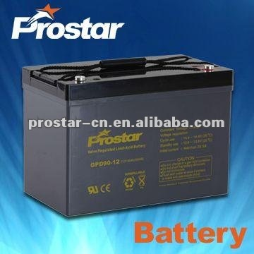 6v-12ah lead acid storage battery