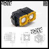 Electrical Best Portable 2 Inch Cube Design Work Light Led