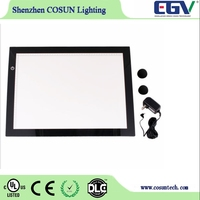 Dimmable LED Artcraft Tattoo Tracing Light Pad Light Box