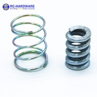 Steel Spring Big Compression Spring Heavy