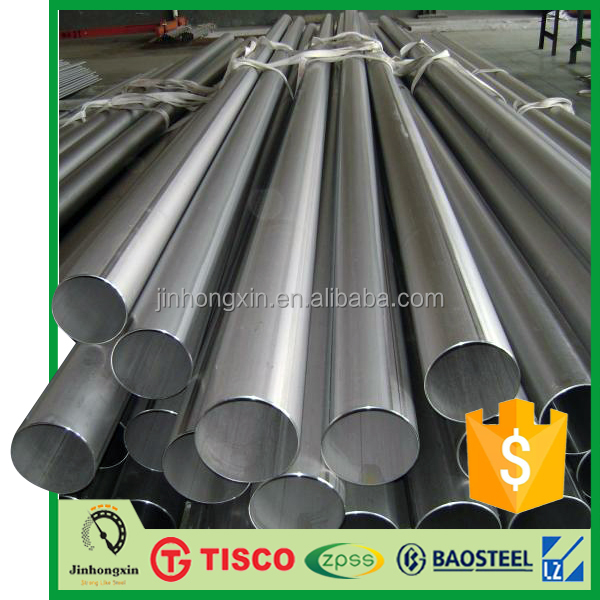 AISI 304 material HS code for 3 inch Truck Exhaust Stainless Steel Pipe