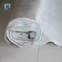 Manufacturer Home textile filling cheap recycled 100 polyester wadding