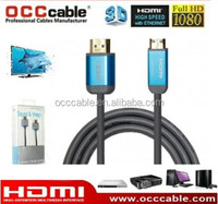 OCC cable mini bnc to hdmi converter portable monitor with hdmi cable