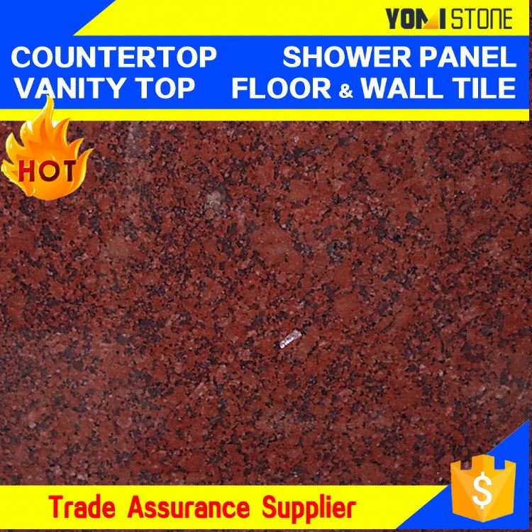 Condo 400X800 hot quaility low price african red granite wholesale
