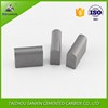 Hot sale Taizhou manufacturer K40 ISO certificate good quality cemented tungsten carbide snow plow inserts,blade for snow plow
