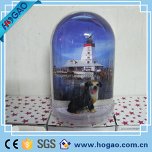 Religious Acrylic Water Globe Craft, Snow Balls