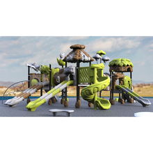 Kindergarten functional outdoor fitness playground equipment for children JQP-6023-1