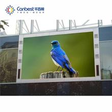 High Brightness Waterproof Pitch 6 mm digital electronic Module Full Color Commercial Advertising Outdoor LED Display Screen