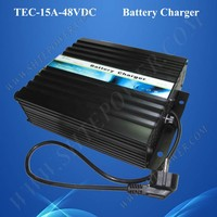 2015 Hot Selling 48v Electric Car Battery Charger 48v 15a