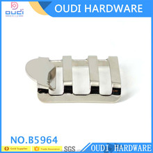 Wholesale High Quality Forged Buckle Metal Ladder Lock Buckle For Backpack