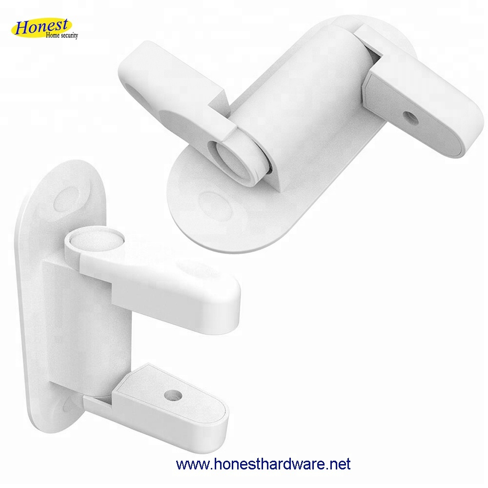 Amazon hot selling door lever lock 2 pack child proof doors  door