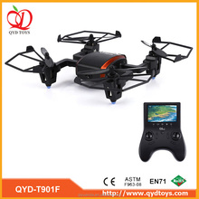 2.4G 4CH Real-time transmission 5.8G FPV quadcopter drone with 2MP 720P HD camera