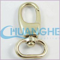 2015 Custom high Strong silver connector charm hook