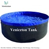 Veniceton customize pond tank liner pvc tarpaulin fish pond or tank fish canvas tank