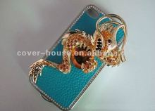 3d Dragon Diamond bling case for iPhone 4 4s
