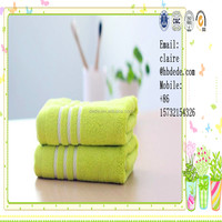 Awesome Green Color Bath / beach Towels