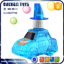 Promotion cheaper gift toy car design bottle bubbles for kids