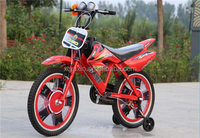Wholesale 18 Moto Style Kids Bicycle/Kids Motorized Bikes/Kids Moto Bikes